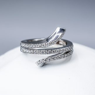 Anello Damiani diamanti oro Eden