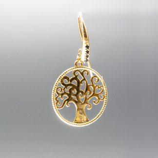 Orecchini Mediterraneo albero della vita